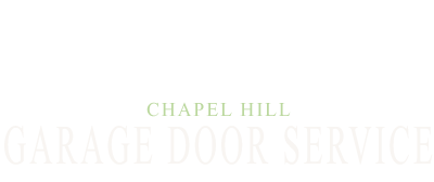 Chapel Hill Garage Door Service